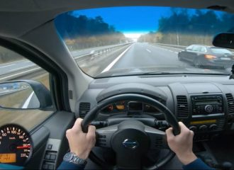 Ντίζελ 200άρες με Nissan Navara (+video)
