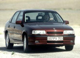 Ποια πρωτιά είχε το Opel Vectra;