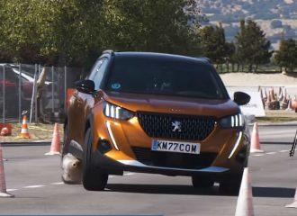 Μικρές κλίσεις το Peugeot 2008 στον τάρανδο (+video)