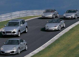 Η Porsche Cayenne έφτασε το 1 εκ. πωλήσεις! (+video)
