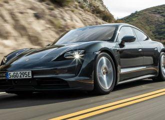 Porsche Taycan έκανε 210 χλμ. σε 9 ώρες!