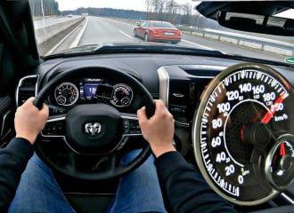 Τελικές με Ram 1500 Hemi 5.7 V8 401 hp (+video)