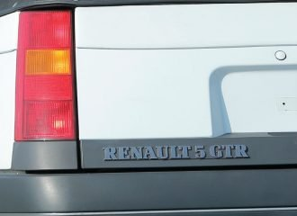 Γνωρίζετε ότι έχει υπάρξει Renault 5 GTR;