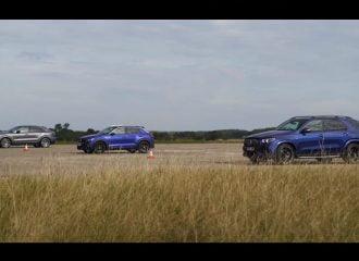 VW T-Roc R σοκάρει AMG GLE 53 και Cayenne!