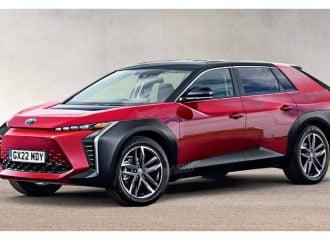 Έτσι θα είναι το πρώτο ηλεκτρικό της Toyota