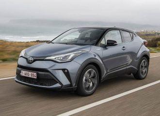 2.000 ευρώ φθηνότερο το δυνατό Toyota C-HR