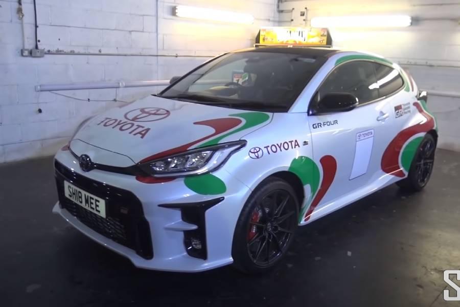 To Toyota GR Yaris τιμά την Celica GT-Four (+video)