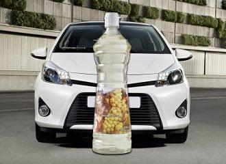 Γνωρίζετε τις χρήσεις του ξιδιού στο αυτοκίνητο;