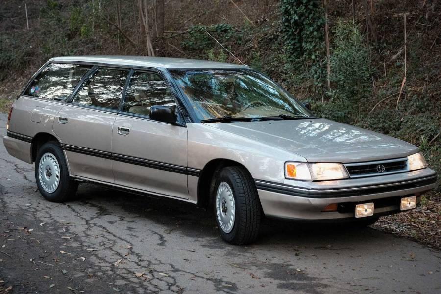 Legacy του 1990 τόσο καλό που το αγόρασε η Subaru!