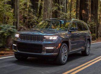 Κυρίαρχος το νέο Jeep Grand Cherokee L