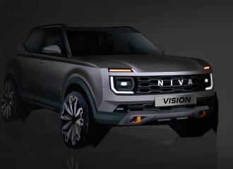 Το νέο Lada Niva είναι επίσημα γεγονός!