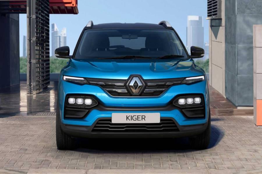 Νέο compact SUV Renault Kiger