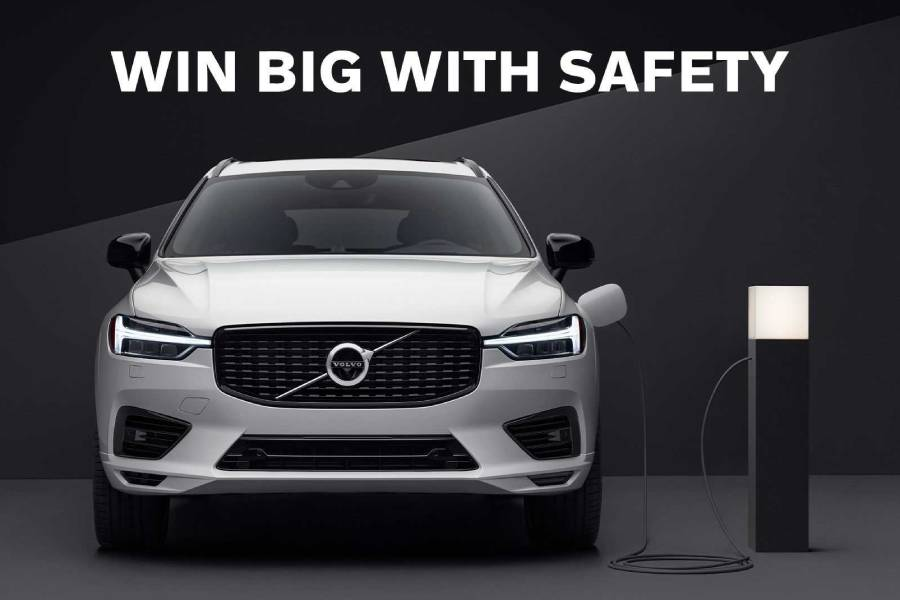 Η Volvo χαρίζει αυτοκίνητα 2 εκατ. με μια προϋπόθεση!