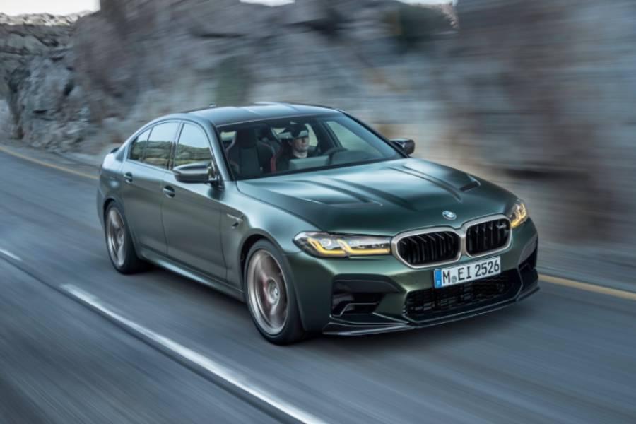 Νέα M5 CS 636 PS: Η ταχύτερη BMW στην Ιστορία!