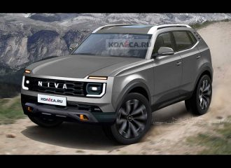 Το νέο Lada Niva με turbo κινητήρα