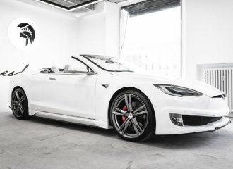 Οι Ιταλοί κάνουν το Tesla Model S...Maserati!