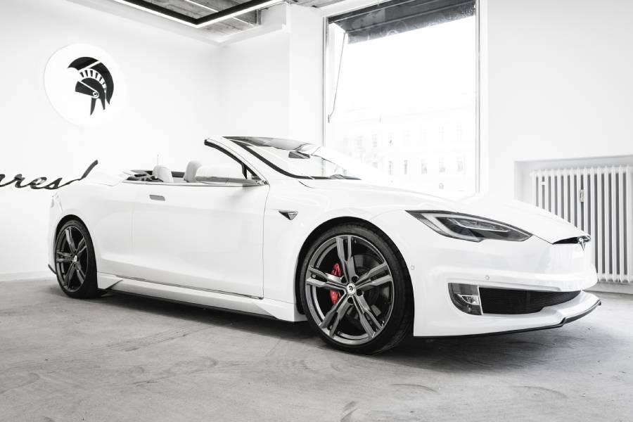 Οι Ιταλοί κάνουν το Tesla Model S…Maserati!