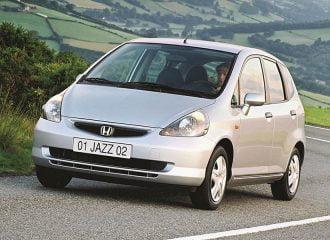 Τι ήταν το σύστημα i-DSI στο πρώτο Honda Jazz;
