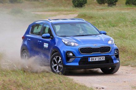 Νέες εκδόσεις Kia Sportage σε χαμηλότερες τιμές