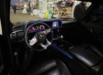 Ακριβό Lada Niva με πολυτέλεια BMW – Mercedes
