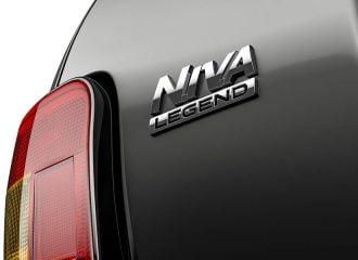 Νέο Lada Niva Legend αντικαθιστά το 4x4