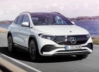 Πρεμιέρα για τη νέα ηλεκτρική Mercedes EQA