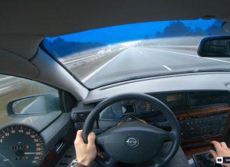 Τελικές και drift με Opel Omega 2.6 V6 (+video)
