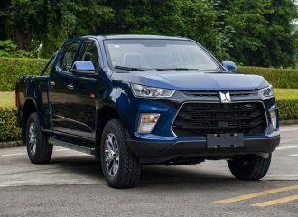 Νέο pickup με βάση το Isuzu D-MAX