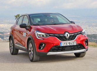 Δοκιμή Renault Captur 1.3 TCe 130 HP