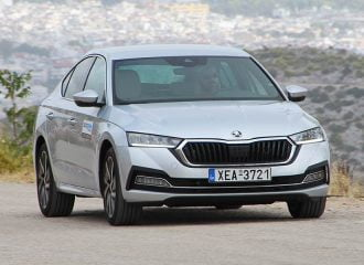Δοκιμή Skoda Octavia Grand Coupe 1.5 TSI 150 PS