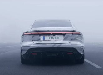 Το αυτοκίνητο της Sony εν δράσει (+video)