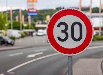 Όριο ταχύτητας 30 σε ευρωπαϊκή πρωτεύουσα