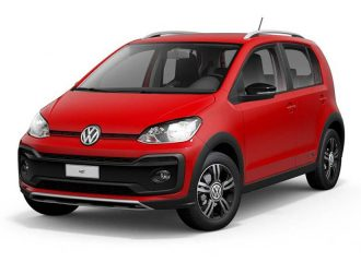 Νέο crossover VW up! Xtreme 1.0 TSI 170