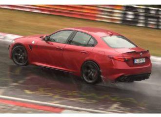 Ταχύτερη από Koenigsegg η Alfa Romeo Giulia Q!