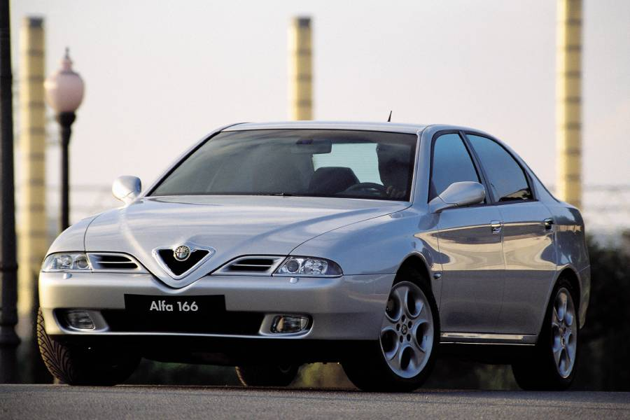 Alfa Romeo 166: Η τελευταία ναυαρχίδα των Ιταλών
