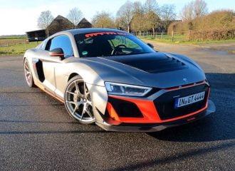 Κομπρεσοράτο Audi R8 802 ίππων είναι τρέλα (+video)