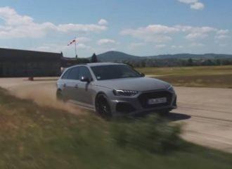 Ταχύτερο από Lotus-Aston Martin το Audi RS 4! (+video)
