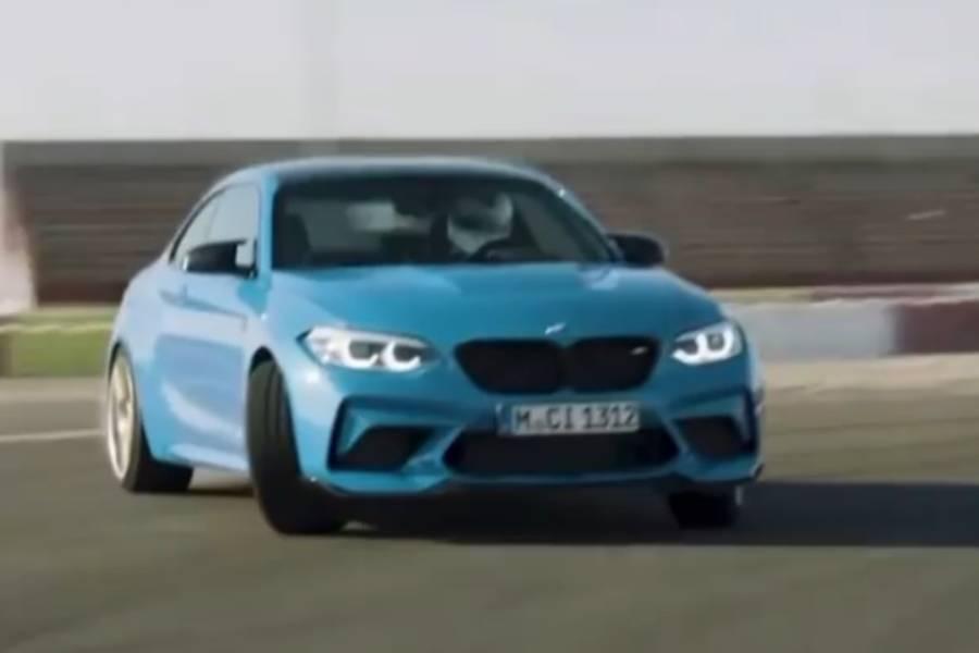 "BMW ""πατάτα"" σε βίντεο M2 (+ βίντεο)"