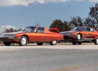 Πωλείται η Citroen-Maserati SM των 325 χλμ./ώρα!