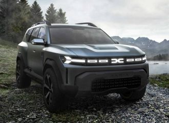 Dacia Bigster: Ο μεγάλος αδερφός του Duster
