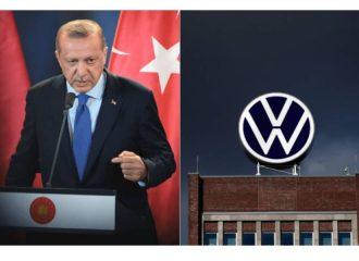 «Κόβονται» τα VW από την τουρκική κυβέρνηση!