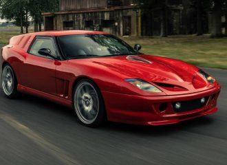 Ανεπανάληπτη η Ferrari Breadvan Hommage
