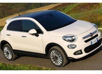 Έρχεται κάμπριο έκδοση του Fiat 500X