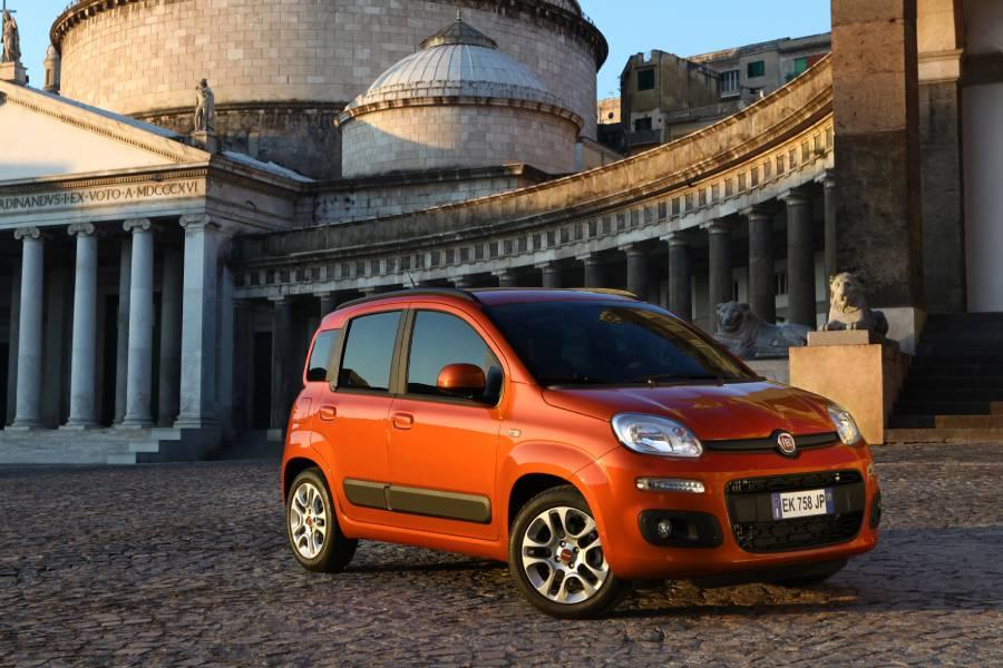 Γνωρίζετε τη «θεϊκή» καταγωγή του Fiat Panda;
