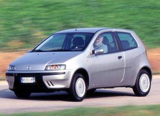 Ποια παγκόσμια πρωτιά είχε το Fiat Punto 2ης γενιάς;