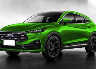 Το Ford Mondeo αλλάζει σε SUV