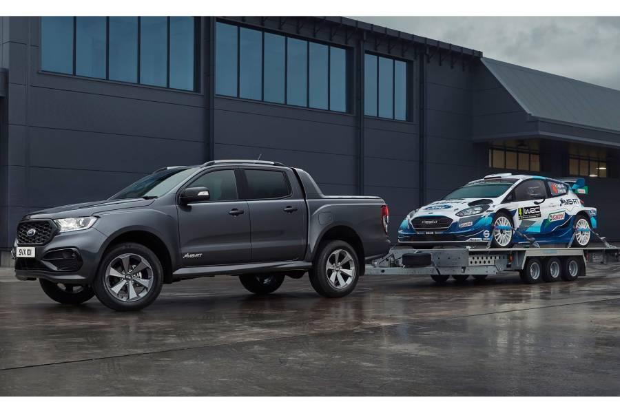 Νέο και «μάτσο» Ford Ranger MS-RT