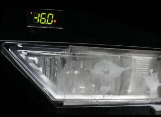 Τα πρώτα θερμαινόμενα φανάρια είναι γεγονός (+video)