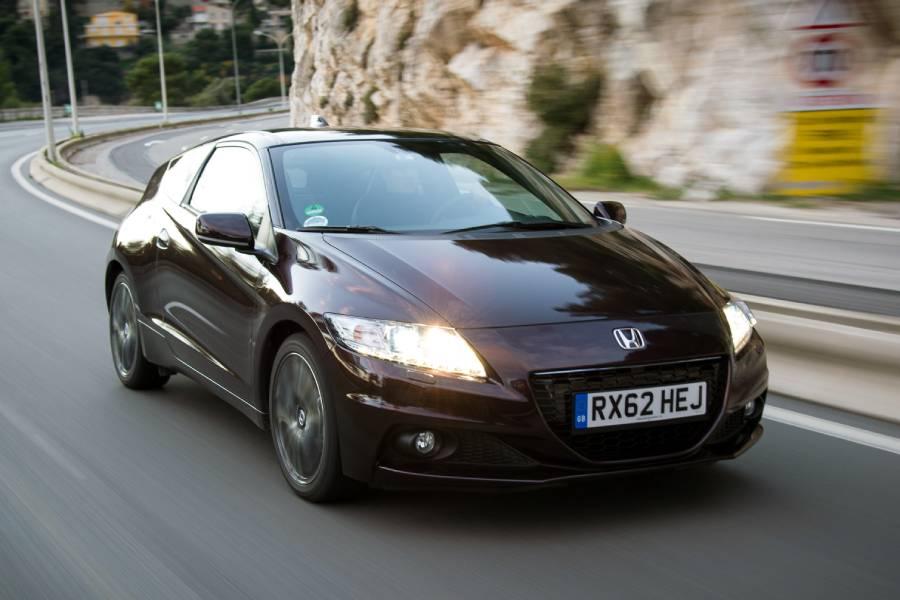 Πωλήθηκε ολοκαίνουργιο Honda CR-Z!