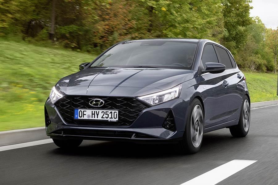 Έκπτωση 1.010 ευρώ σε όλα τα Hyundai i20
